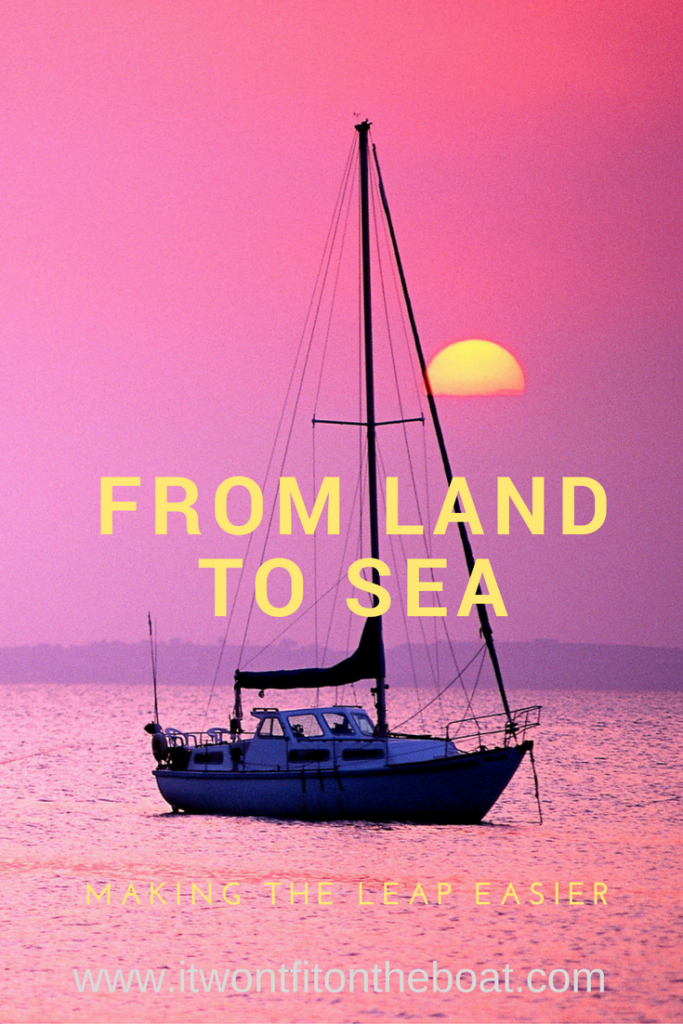 From Land to Sea